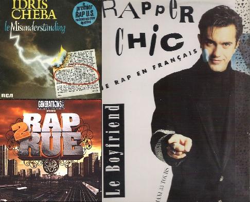L'hétérogénéité des pratiques (discographiques) de rap en français