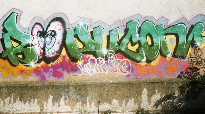 Booducon ! Les débuts du graff à Toulouse